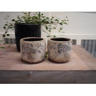 Chic Antique mini potter
