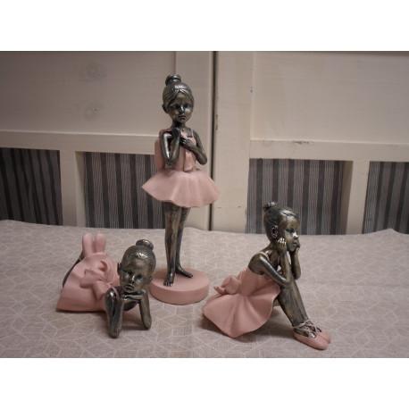 La Vida Ballarinaer 3 forskellige
